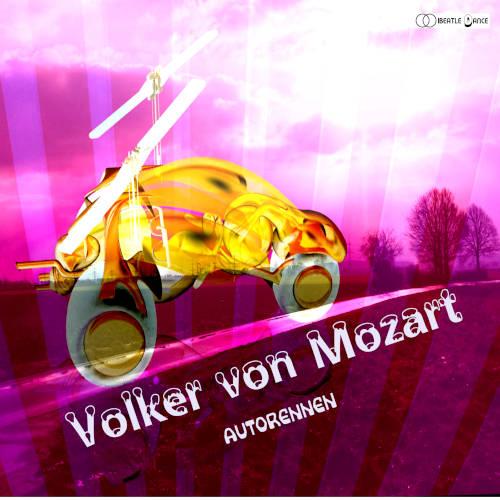 Autorennen - Volker von Mozart